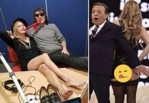 La Zanzara, Alessandra Cantini si toglie le mutande in diretta. Cruciani le annusa