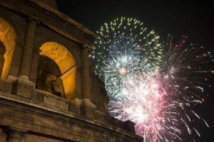 Capodanno 2020 a Roma, i ristoranti per festeggiare l'anno nuovo (foto d'archivio Ansa)