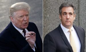 """Russiagate, 3 anni a Michael Cohen: è l'ex avvocato di Trump. """"Coprivo suoi affari sporchi"""""""