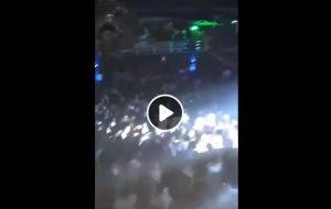 corinaldo discoteca video