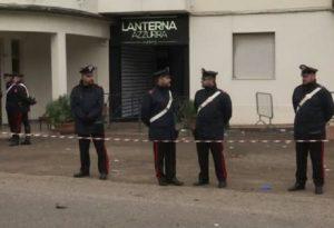 Discoteca Corinaldo, trovata una bomboletta di gas urticante (foto Ansa)