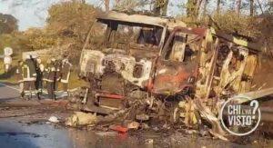 Borgo Quinzio: Andrea Maggi è la seconda vittima dell'esplosione sulla Salaria
