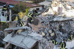 Velletri (Roma): esplosione in una palazzina, un ferito con ustioni gravi