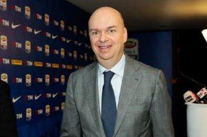Milan, l'ex ad Fassone fa causa al club per il licenziamento (foto Ansa)