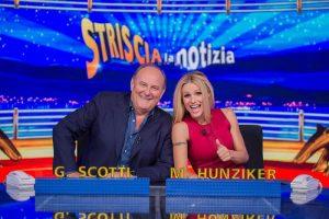 """Gerry Scotti e il bagno di cioccolata con Michelle Hunziker: """"C'era da diventare matti"""""""