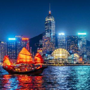 Le città più visitate nel mondo: la classifica. Hong Kong prima. Roma quindicesima (foto Ansa)