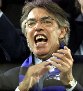 Calciopoli, la Cassazione: resta all'Inter lo scudetto del 2005/2006 (foto Ansa)