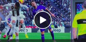 Juventus-Sampdoria, VIDEO: mano di Emre Can. Var assegna rigore, Quagliarella gol