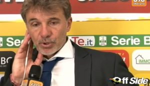 Frosinone, il nuovo allenatore sarà Marco Baroni