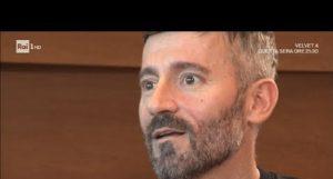 """Domenica In, Max Biaggi: """"Dopo l'incidente sono diventato più cinico"""""""