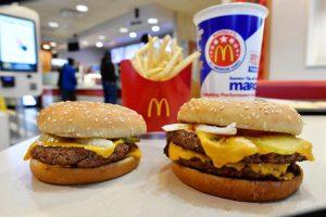 McDonald's diminuisce uso antibiotici ai suoi manzi