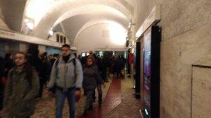 Roma, zaino abbandonato nella stazione Cinecittà: metro A chiusa2