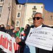 """Ncc in piazza a Roma: """"Se non cambiano il decreto bloccheremo l'Italia"""" FOTO"""