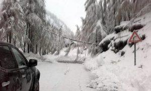 Meteo: temperature a picco, allerta gelo e neve in tutta Italia