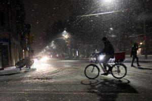 Meteo, è arrivata la Neve: imbiancate Emilia, Marche e Toscana. Scuole chiuse