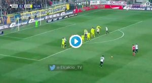 Parma-Chievo 1-1 highlights, pagelle, VIDEO GOL: Alves ha risposto a Stepinski