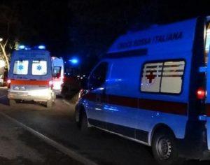 Pesaro, agguato in centro: 51enne ucciso a colpi di pistola (foto d'archivio Ansa)