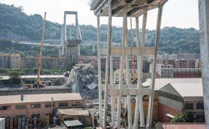 Ponte Morandi, via libera a demolizione moncone Ovest. Ma resta il sequestro