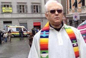 """Genova, prete chiude la chiesa per Natale: """"Per Salvini Gesù sarebbe un clandestino"""""""