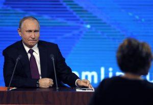 """Putin: """"C'è il rischio di una guerra nucleare e della fine della civiltà"""""""