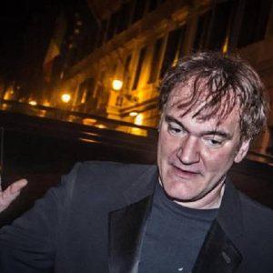 Quentin Tarantino, dai film alla realtà: trova i ladri in casa e li fa fuggire (foto Ansa)