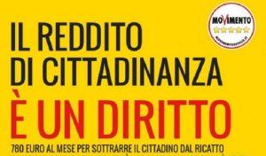 Reddito di cittadinanza: 6 mld diviso 5 mln fa 370 euro, da aprile. Pensioni: quota 100 e mezzo