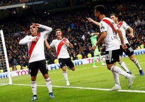 Copa Libertadores, River trionfa a Madrid: 3-1 al Boca, show di Quintero