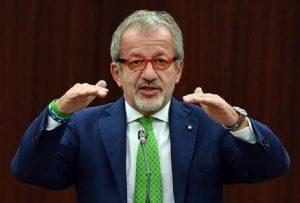 """Manovra, ora Maroni chiede il rimpasto: """"Alla Lega le deleghe economiche"""" (foto Ansa)"""