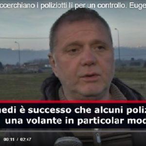 """Rom, in 60 accerchiano i poliziotti lì per un controllo. Eugenio Bravo: """"Il problema non è sociale ma è problema è culturale"""" VIDEO"""