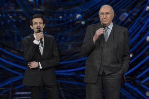 Fabio Rovazzi e la battuta doppiosenso a luci rosse a Sanremo Giovani. In prima serata