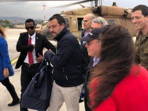 """Attentato Strasburgo, Salvini: """"Arresto per chi esulta online"""""""