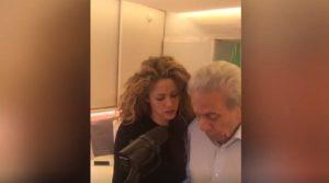 Shakira duetto padre