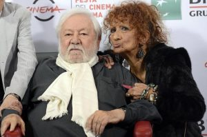 Anna Mazzamauro con Paolo Villaggio