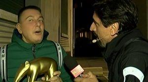 """Striscia La Notizia, tapiro a Stefano Gabbana: """"Le critiche dalla Cina? Più fumo che arrosto"""""""