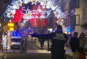 Attentato Strasburgo, bilancio sale a 4: morto un altro dei feriti