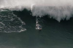 Surfista Portogallo