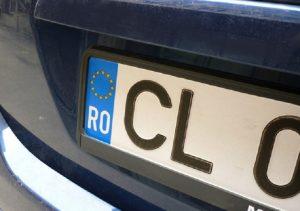 Targhe estere, con Dl sicurezza arriva nuova stretta: multe fino a 2848 euro (foto Ansa)