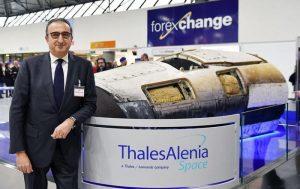 Thales Alenia Space vende satelliti alla Corea del Sud: maxi commessa da 250 mln di euro