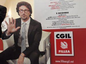 Toninelli non si presenta al congresso: i sindacalisti lo sostituiscono3