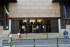 Genova, allarme bomba al tribunale. Seconda volta in un mese