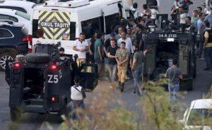 Turchia, sparatoria in stazione di polizia a Rize: feriti 4 agenti (foto d'archivio Ansa)