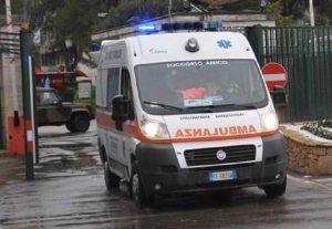 Viano (Reggio Emilia): 45enne trovato carbonizzato nel giardino di casa: ipotesi suicidio (foto d'archivio Ansa)