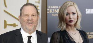 Harvey Weinstein, l'Oscar di Jennifer Lawrence e la nuova accusa