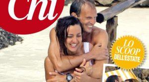 Ambra AngiolinieMassimiliano Allegri sposi in segreto? Nelle foto hanno la fede al dito