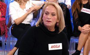 Angela Di Iorio pronta a lasciare il trono Over di Uomini e Donne