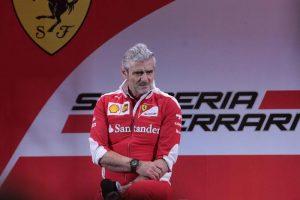Ferrari, Maurizio Arrivabene lascia, al suo posto Mattia Binotto come team principal