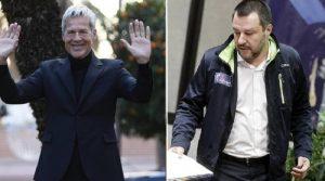 Dagli a Baglioni dopo che ha detto Sì migranti e No Salvini: insulti e minacce. E la Rai...