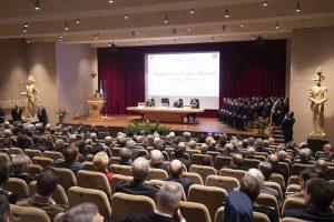 Carabinieri, inaugurazione anno accademico scuola ufficiali: presenti Conte, Trenta, Salvini 2