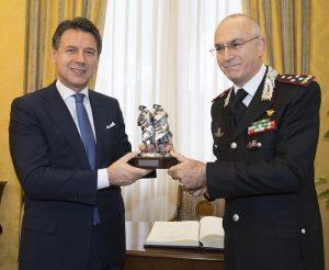 Carabinieri, inaugurazione anno accademico scuola ufficiali: presenti Conte, Trenta, Salvini 8