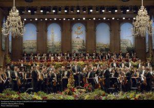 Concerto di Capodanno 2019 da Vienna e Venezia: orari, diretta streaming e programma